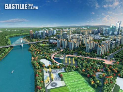 三龍灣新地標,兩棟250米大樓!超百億元項目落戶禪城
