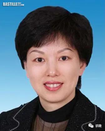 戴彬彬任北京市政府秘書長
