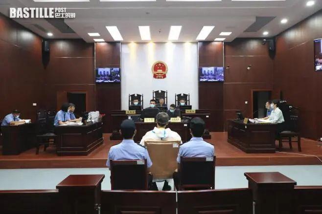 被控受賄超8000萬 安徽一正廳級幹部受審