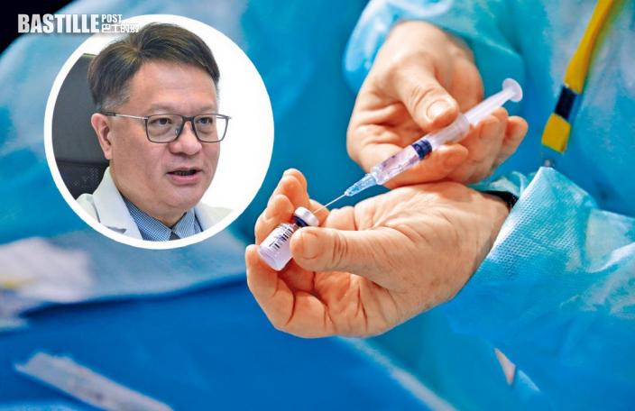 指Mu變種未到值得擔心級別 許樹昌:疫苗功效打折扣但仍能減死亡率