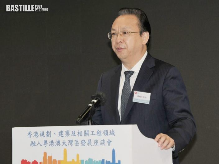 中聯辦副主任譚鐵牛:愛國屬義務而非選擇