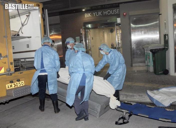 上水倫常慘案單位曝光 地上留有藥物及衣物