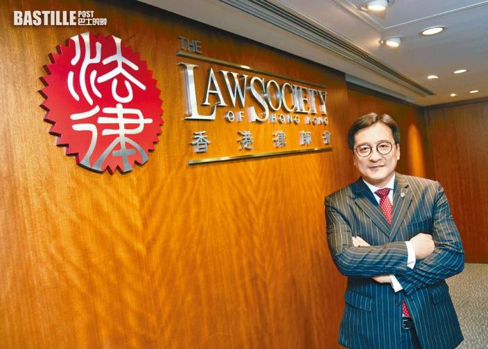 陳澤銘支持加快《國安法》審訊程序