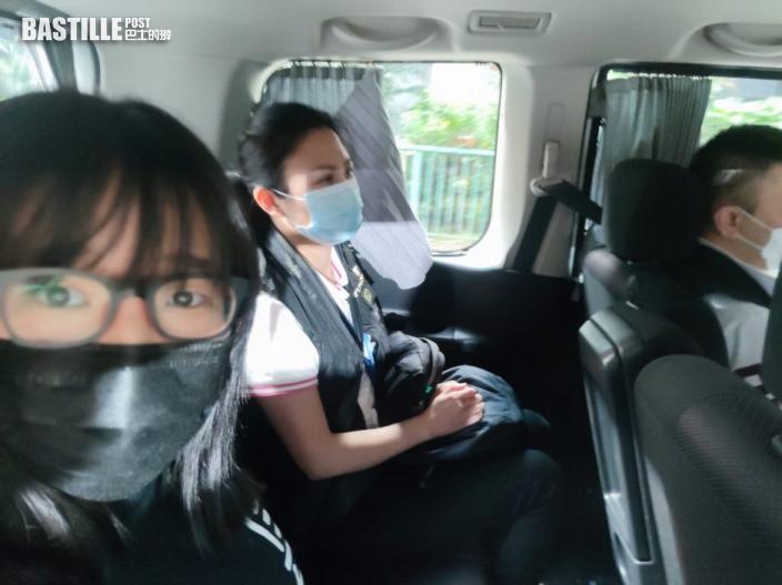 警國安處上門拘捕支聯會副主席鄒幸彤及多名常委