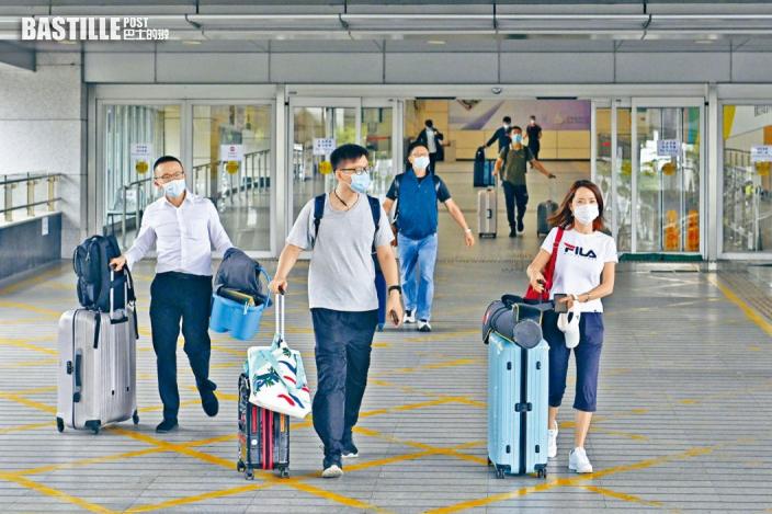 商會冀「來港易」增機場抵港名額 工聯會促擴至其他口岸