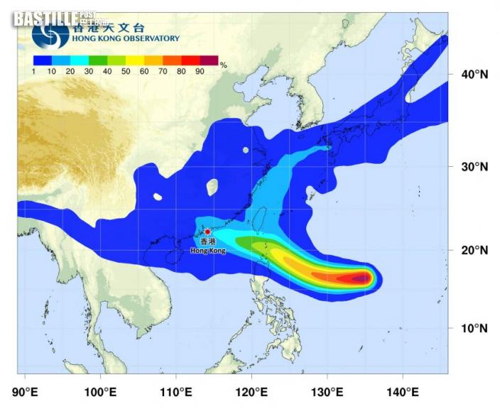 籲注意超強颱風「燦都」 岑智明:今年最有威脅