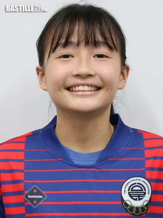 Kelly Online|港足女新星隨父母移英 於曼城U19試腳成功隨隊受訓