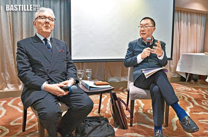 《國安法》案保釋聆訊 清洪反對撤報道限制