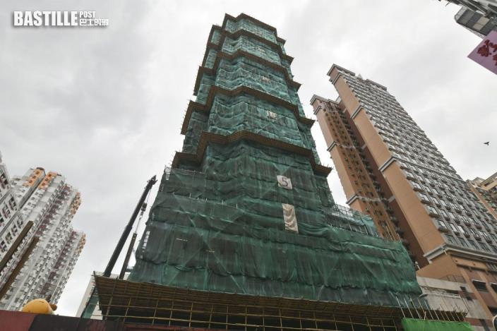 紅磡曼翹樓書上網 面積186至334方呎
