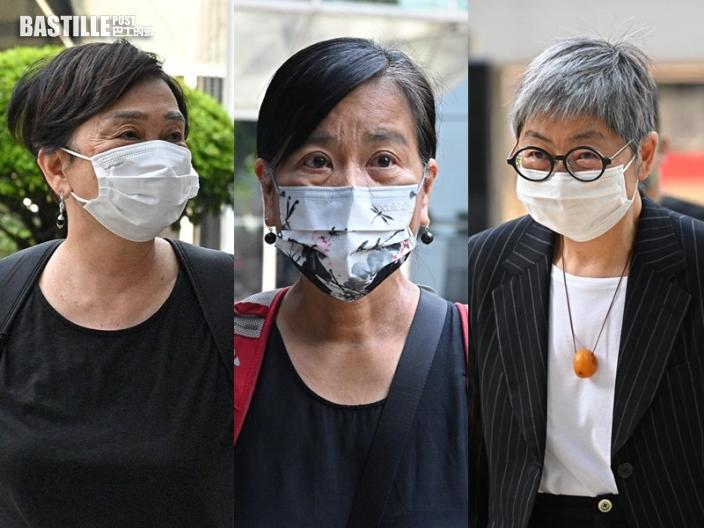 六四非法集結案 何俊仁、梁國雄及朱凱廸等12人認罪 不認罪被告下月預審