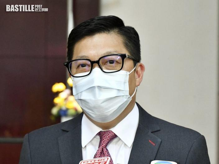 選委會界別分組選舉本月19日舉行 鄧炳強:全力配合相關部門工作
