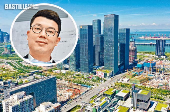 前海擴展合作區機遇多 劉國勳倡建鐵路連接洪水橋及深圳