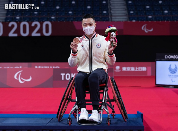 東京殘奧|陳浩源:運動員賽後訪問好睇 說出真心話非照稿讀