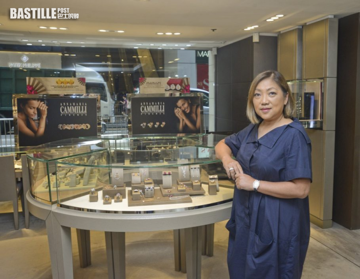 珠寶商料「來港易」初期正面效果有限 消費券帶動人流