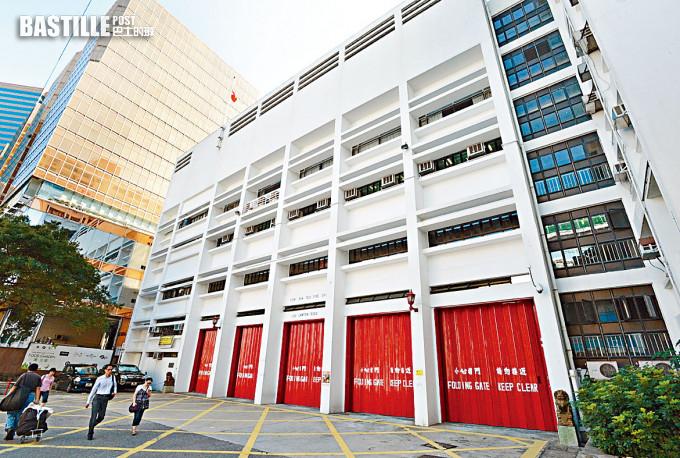 港鐵九龍站至奧運站鐵路設施輕微沉降 尖沙嘴消防局搬遷工程須停工