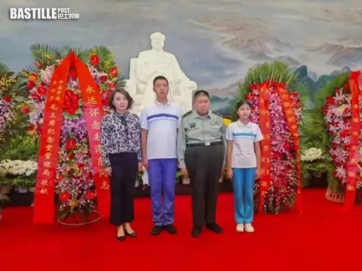毛澤東忌日45週年 中共官方低調毛粉熱情不減