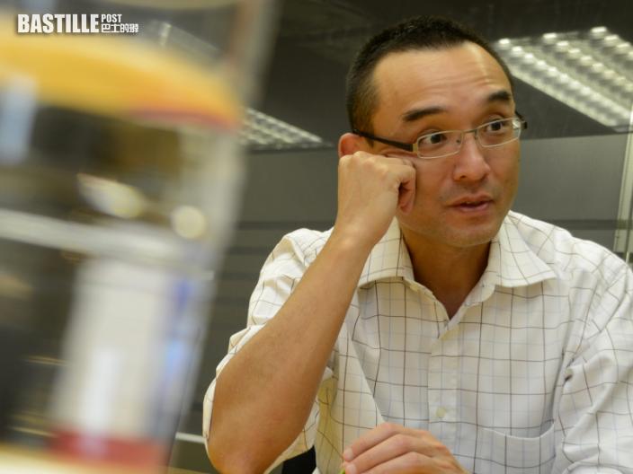 立場新聞董事蔡東豪 退任大快活獨立非執董