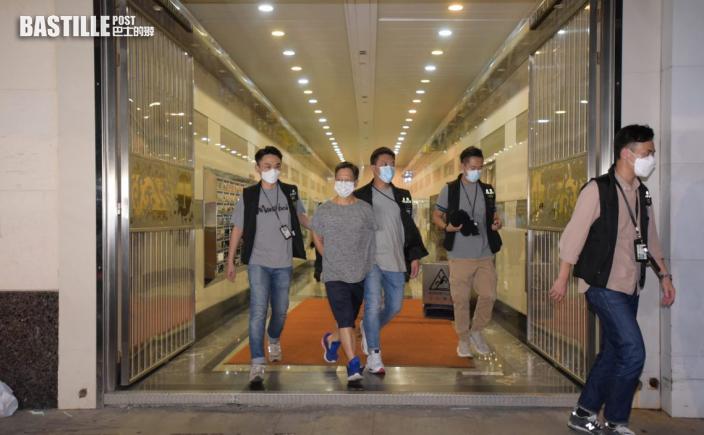 國安處拘支聯會7人兼凍產220萬元 李卓人、何俊仁、鄒幸彤被控煽動顛覆政權
