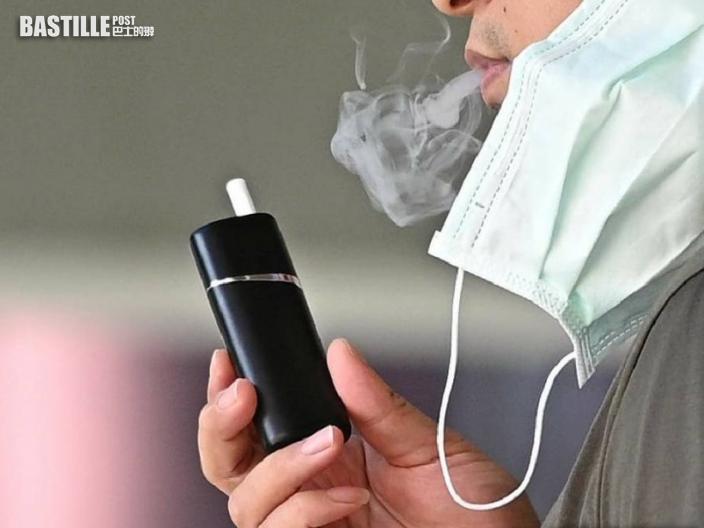 禁加熱煙及電子煙修例草案將恢復二讀 政府冀下月通過