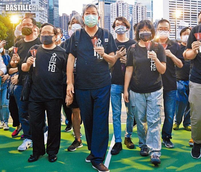 支聯會李卓人何俊仁和鄒幸彤被控煽動顛覆國家政權提堂