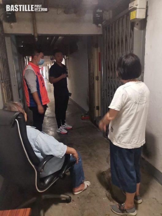 白田邨奪命火 消息指火警起因有可疑 1男1女被捕