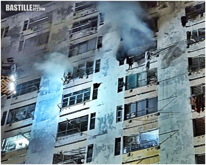 白田邨奪命火 起火單位泰籍戶主及男友涉縱火被捕 疑涉感情爭執