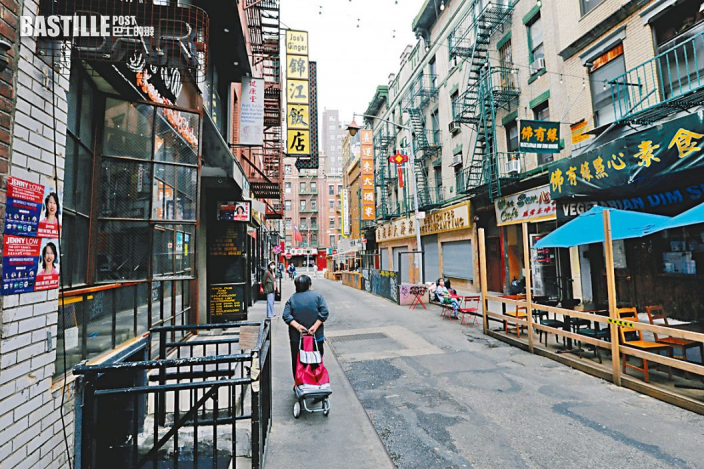 華人:唐人街沒落 再也回不來了
