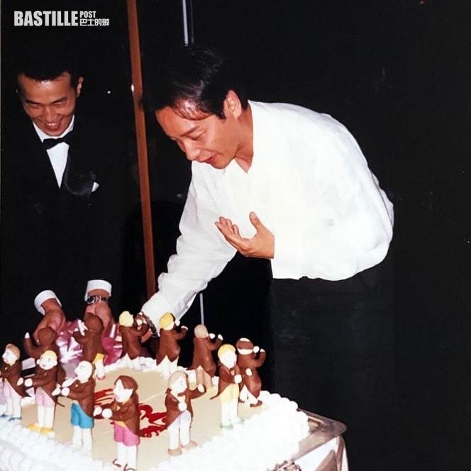 張國榮65歲冥壽 唐唐零時悼念:無人如你逗留我思潮上,生日快樂