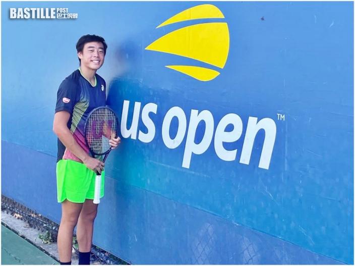 為港爭光|黃澤林創歷史 奪美網青少年組男雙冠軍