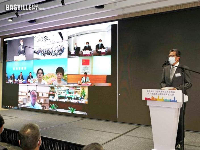 黃偉綸:中央惠港措施助業界發展 推動融入國家發展大局