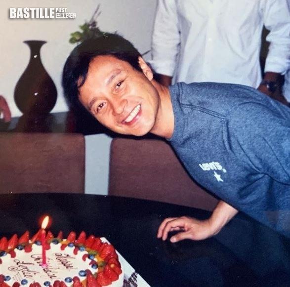 張國榮65歲冥壽 陳淑芬送上千羽鶴彩虹蛋糕拜祭表心意