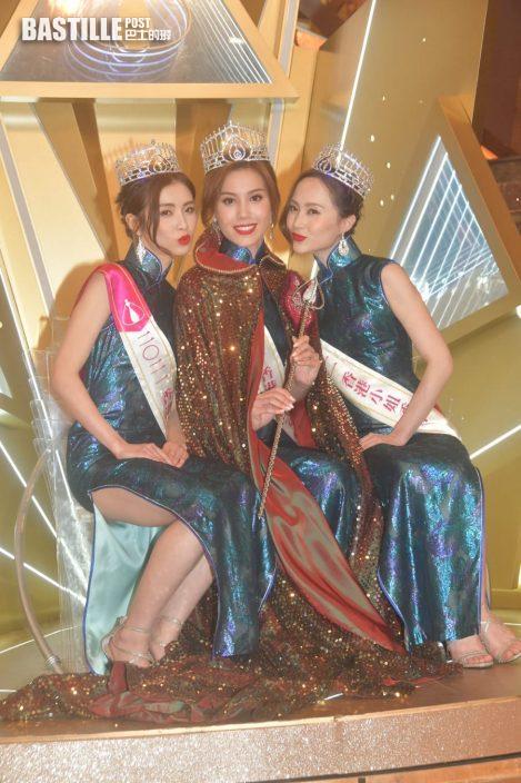 港姐2021丨冠軍宋宛穎出身選美世家  婆婆爆Sabina媽咪幕後功臣