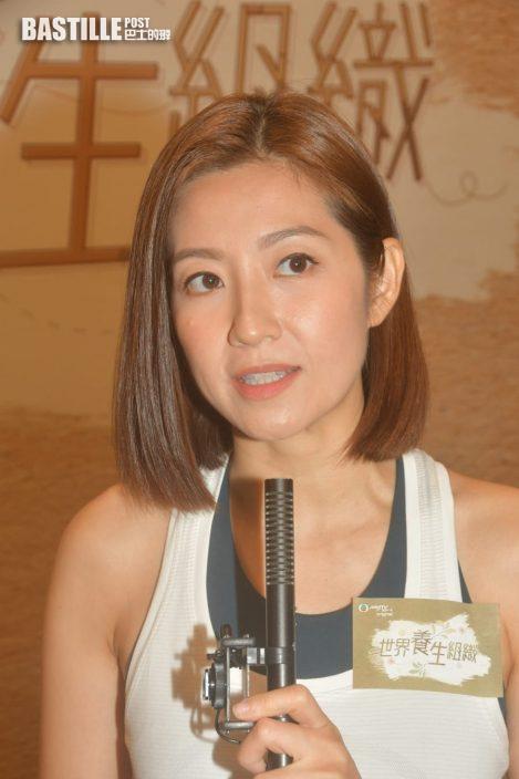 黃翠如再缺度宣傳活動  陳自瑤希望外界給予空間