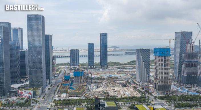 95後港人棄公務員前海創業:感受到內地巨大發展機遇