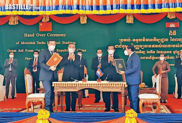 王毅訪亞洲四國 抗衡美亞太戰略