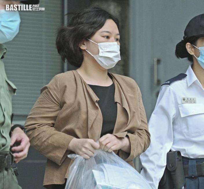 初選案 官相信余慧明不會再危害國安 准保釋