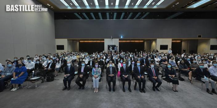 政府辦外交政策講座 聶德權:公務員需了解國家發展策略