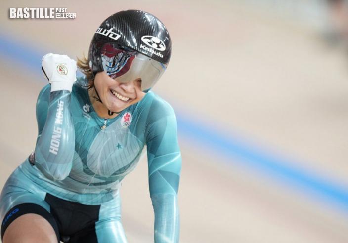 全運會|李慧詩晉級女子凱林賽決賽 將爭獎牌