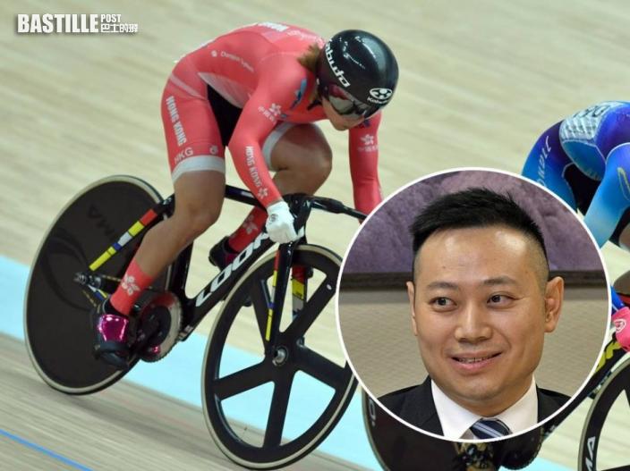全運會 祝賀李慧詩凱林賽奪得銅牌徐英偉:是運動員的典範