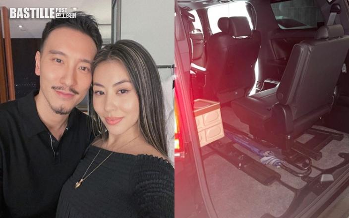 王陽明老婆被鬧要外傭坐車尾箱 蔡詩芸貼圖揭真相