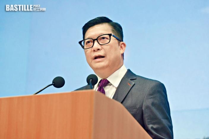 鄧炳強:確保選委會選舉有序進行