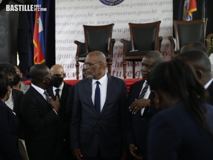 首席檢察官控海地新任總理涉謀殺總統 隨即被開除