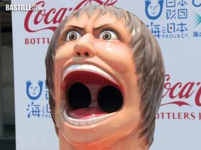 日本民團設置《進擊的巨人》垃圾桶 鼓勵做好垃圾分類