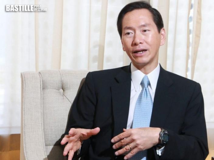 陳智思支持設獨立政策局 專責發展體育文化