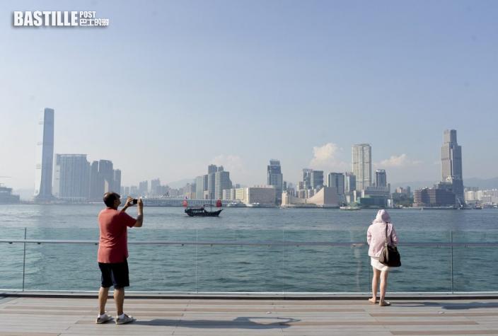 4區空氣污染達甚高 市民應盡減體力消耗及戶外活動