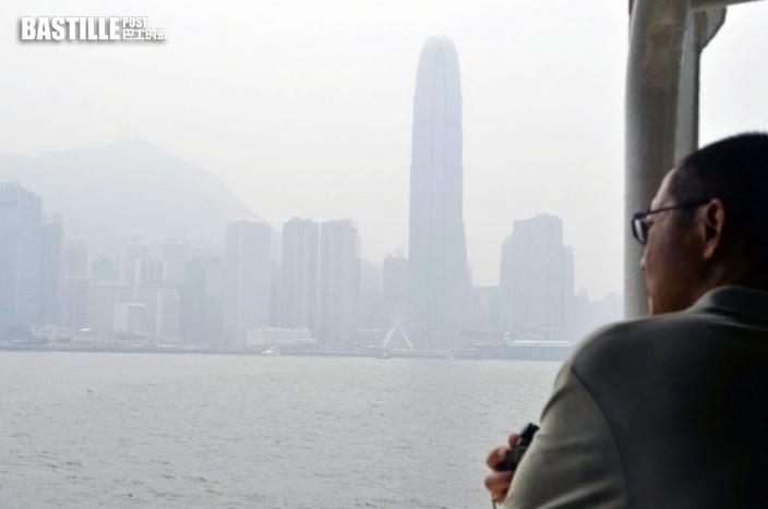 塔門空氣污染「爆表」3區達甚高 市民應避免體力消耗及戶外活動