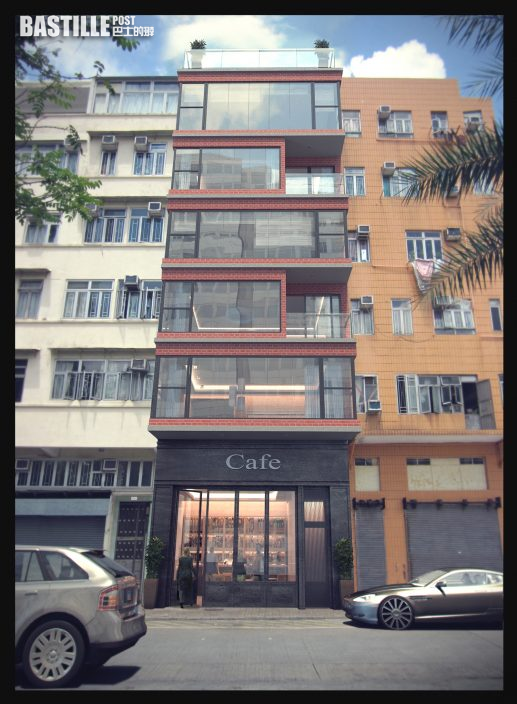 鴨脷洲全幢商住物業放售市值9800萬