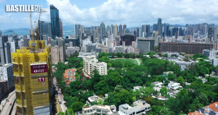 ST. GEORGE'S MANSIONS呎價5.46萬  創4房分層新高