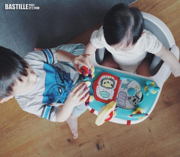 感謝王棠云去年辛勞早產 余文樂揭細女初心1歲生日