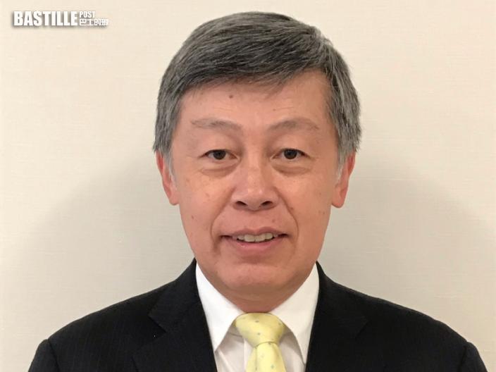 日本駐港總領事岡田健一履新 曾就讀中大住紅磡喜吃叉燒飯